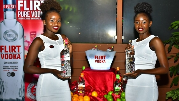 VP Brands International Signs a New Distribution Agreement for FLIRT Vodka in Kenya